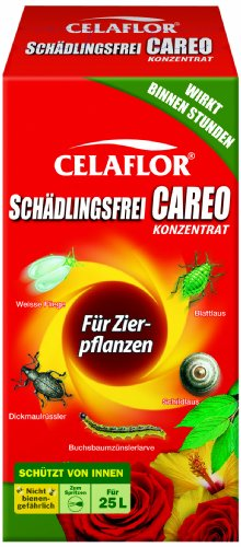 Celaflor  Schädlingsfrei Careo Konzentrat Zierpflanze - 250 ml