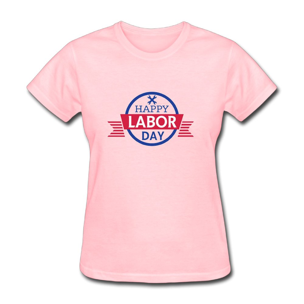 Labor Day WindowWomen Tops T-Shirt Casual Girls Tees Clothes Vest Summer
