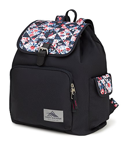 High Sierra Elly Backpack, Laptop Fashion Backpack, Great for Kids, College, High School Bag