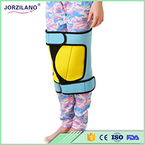 Children Double-Side O&X Legs Orthotic Corrector Tape Posture Support Brace Bowleg Straightening Correction Beautiful Band Kids
