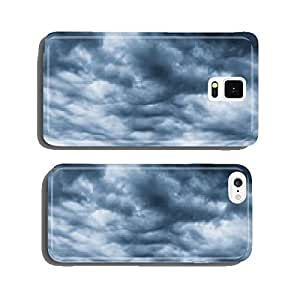 dark clouds cell phone cover case Samsung S6