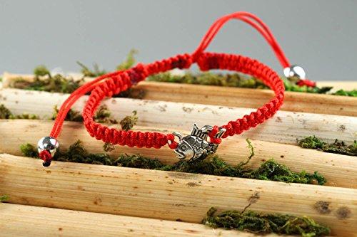 Stylish Handmade Thread Bracelet Modern Jewelry Designs Accessories For Girls