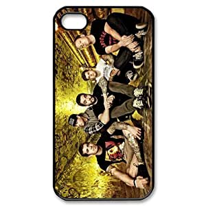 Customize Famous Rock Band A Day To Remember Back Case for iphone4 4S JN4S-1743