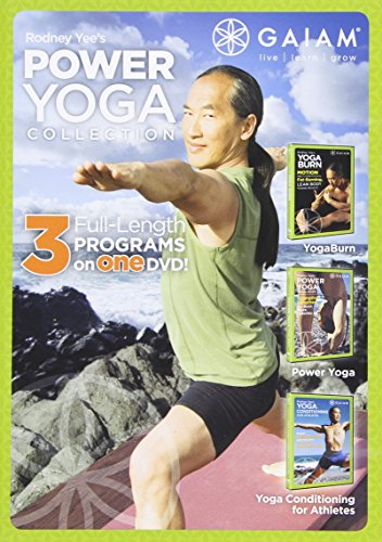 Power Yoga Collection: 3 Full-Length Programs by Gaiam - Fitness