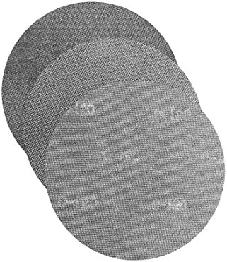 RETOL Klett-Schleifgitter, 225 mm, Korn 60, f. Trockenbauschleifer, Siliciumcarbid (25 Stk.)