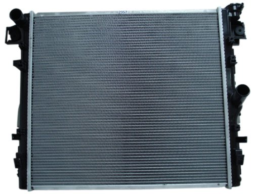 OSC Cooling Products 2957 New Radiator -