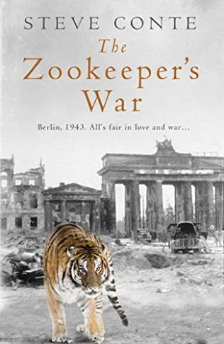 book cover of The Zookeeper\'s War