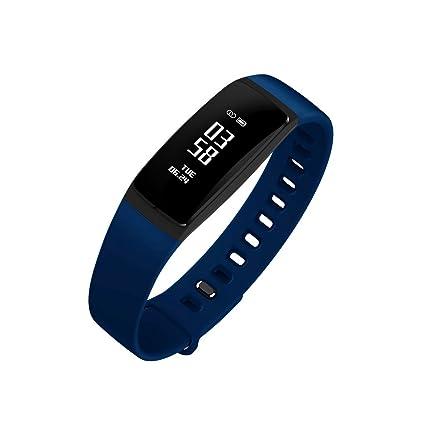 Benfa Fitness Tracker Pulsera Inteligente Monitor De Frecuencia Cardíaca Bluetooth Reloj Inteligente Con Monitor De Sueño