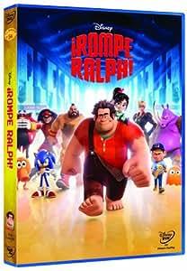 ¡Rompe Ralph! [DVD]