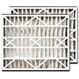 Replacement for Field Controls # 46586000 Air Filter - 20x25x5 - MERV 8