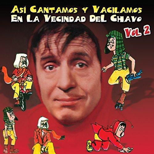 amos En La Vecindad Del Chavo Vol. 2 by Various Artists (2015-08-03) ()