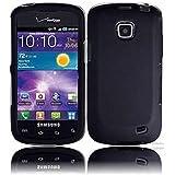 Hard Case Cover Straighttalk Samsung Galaxy Proclaim S720C - Black