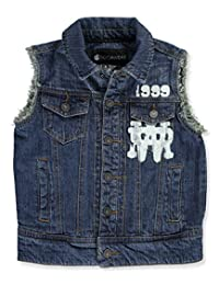 Rocawear Little Boys' Denim Vest