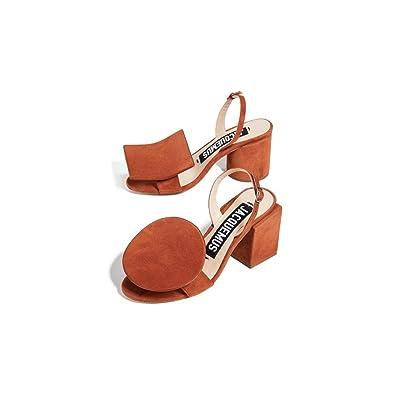 45de8b52943 Amazon.com  Jacquemus  Les Rond Carré  Terracotta Sandals  Shoes