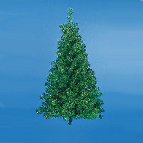 KSA 3' Norway Pine Artificial Half Wall Christmas Tree - Unlit