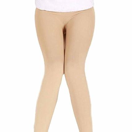 TWIFER Frauen Winter Plüsch Kaschmir Dicke Hosen Super Elastic Slim Legging