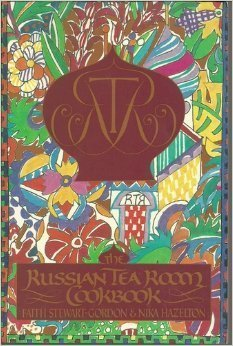 The Russian Tea Room Cookbook by Faith Stewart-Gordon ()