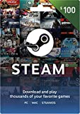 Steam Gift Card - $100