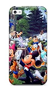 Mary Elizabeth Mihas Snap On Hard Case Cover Disney Protector For Iphone 5c