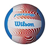Wilson Freestyle Red/White/Blue Ball