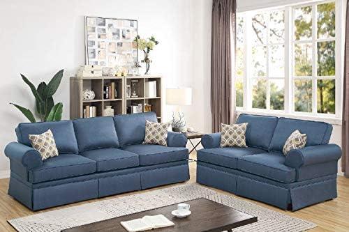 Poundex Sofas Living Room Sofa
