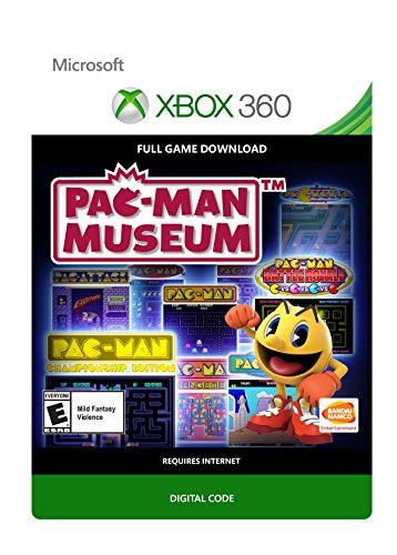 PAC-MAN Museum - Xbox 360 Digital Code by Bandai