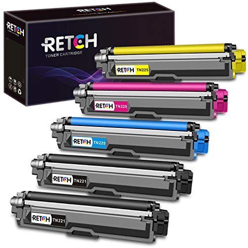 RETCH Compatible Toner Cartridge Replacement for Brother
