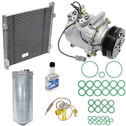 Universal Air Conditioner KT 4099B A/C Compressor/Component - Conditioner 2000 Civic Air Honda