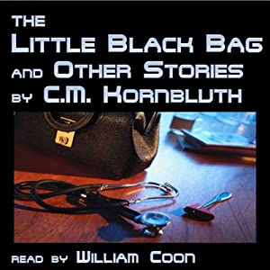 The Little Black Bag and Other Stories Audiobook
