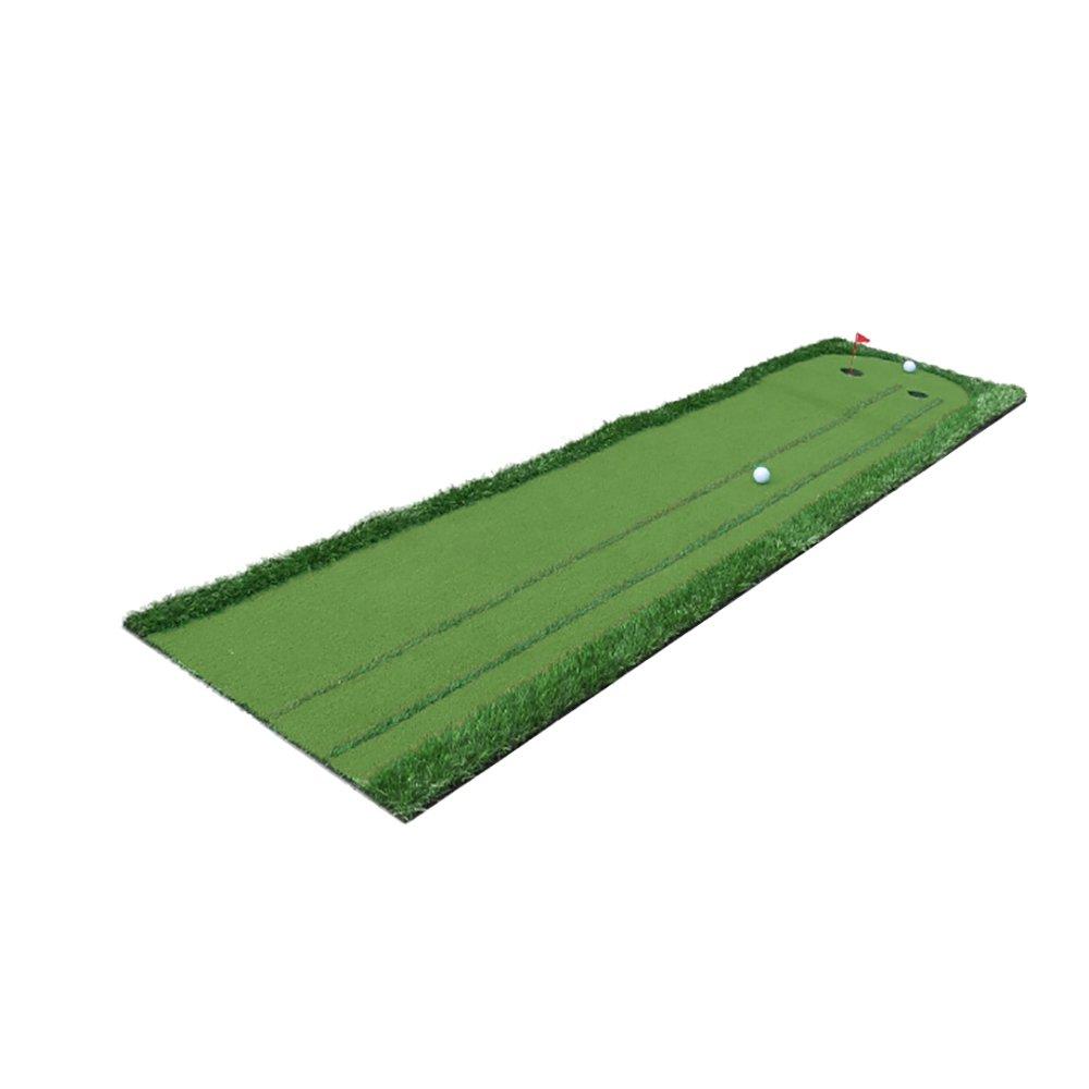 MEI XUゴルフ室内練習マットパット練習マット3色オプション@ B07GBZMNQK