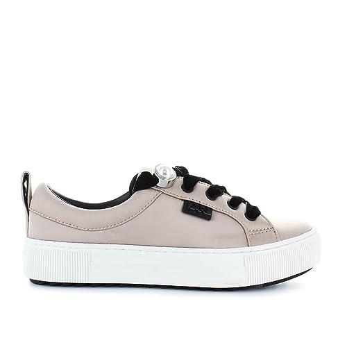 Slp Scarpe Con Lagerfeld Sneakers Karl Donna Piattaforma Kl61335 Yfb6g7yv