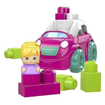 Mega Bloks Pink Convertible Building Set: Toys & Games