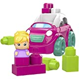 Mega Bloks Pink Convertible Building Set