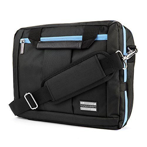 "El Prado Collection 3 in 1 Backpack and Messenger Bag for Microsoft Surface Pro 4 12"" Tablet & Surface Pro 3 12"" Tablet"