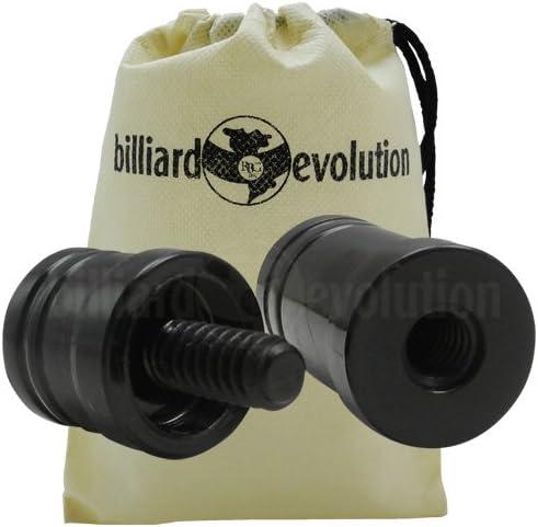 Billiard Evolution Taco de Billar Conjunto Protectores 5/16 – 14 ...
