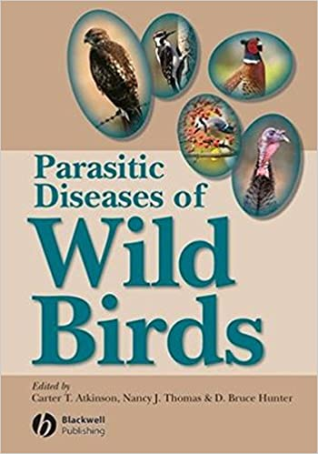 Book Parasitic Diseases of Wild Birds