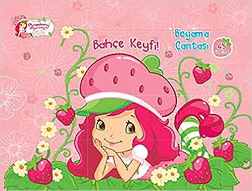 Cilek Kiz Bahce Keyfi Boyama Cantasi 9786050936353 Amazoncom Books