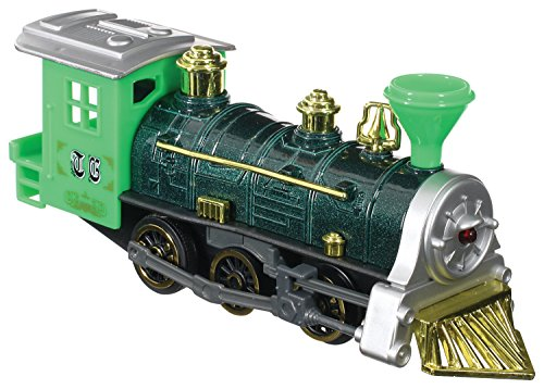 Toysmith Pull Back Train Colors