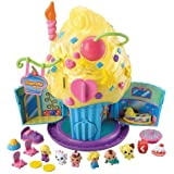 Squinkies Deluxe Playset - Cupcake Surprize Bake Shop (Age: 4 years and up)