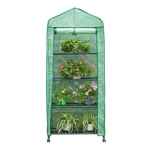 finether-4-tier-greenhouse-with-clear-cover-and-casters-portable-garden-housegargen-house-for-indoor-outdoor-herb-flower-garden-balcony27x19x62