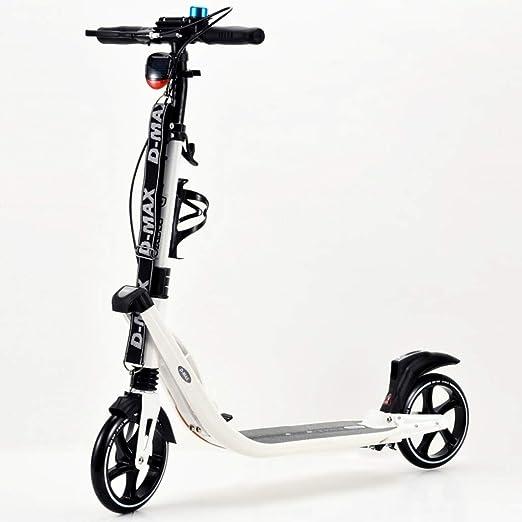 Patinete Adultos, Scooter De Aleación Grande De Aluminio ...