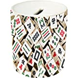 Maj Jong Mah Jong Tiles Ceramic Coin Saving Bank/Money Jar/Piggybank