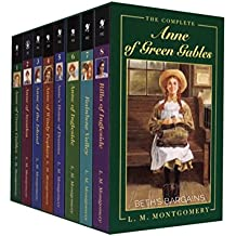Complete Anne of Green Gables 8 Volumes Set