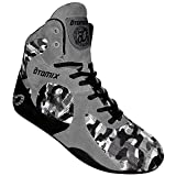 Otomix White Stingray Escape Bodybuilding Weightlifting MMA & Grappling Shoe