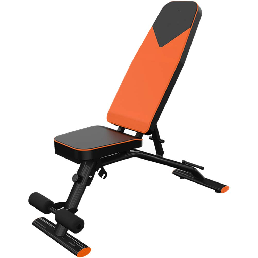 HECHEN Fitness-Stuhl Dumbbell Stool-Home Adjustable Multifunktion-Sit-Up-Board-Abdominal Fitness Equipment Bench Press