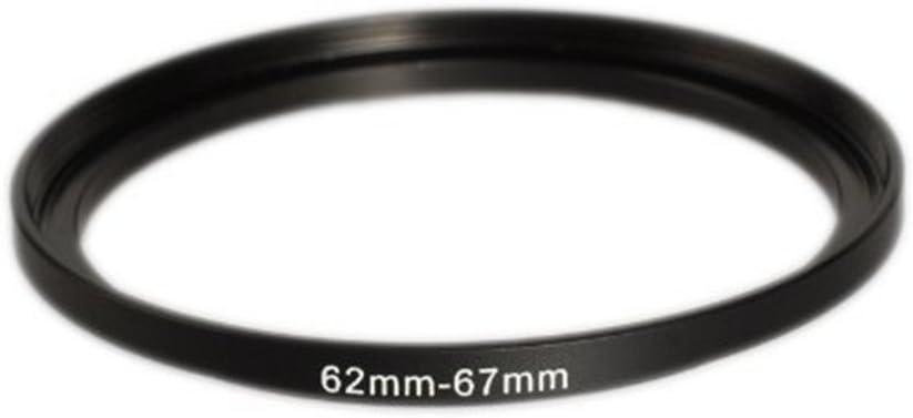 Lens Adapter for Camera Filter Adapter Ring Market/&YCY 58-72mm Camera Black Aluminum Adapter Ring