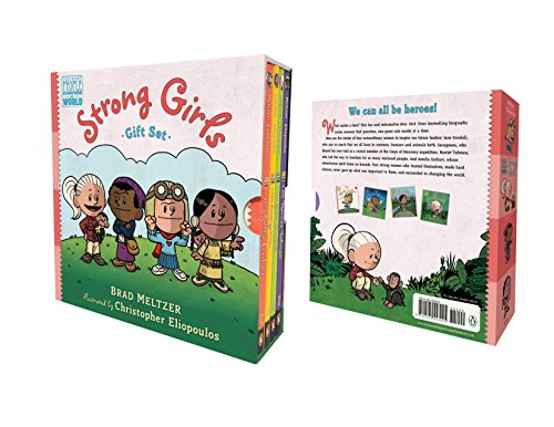 Books : Strong Girls Gift Set (Ordinary People Change the World)