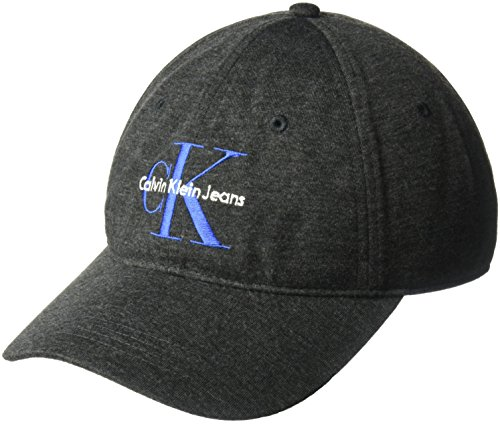Galleon - Calvin Klein Jeans Men s Embroidered Monogram Logo Baseball Dad  Hat c4e62037b5ce