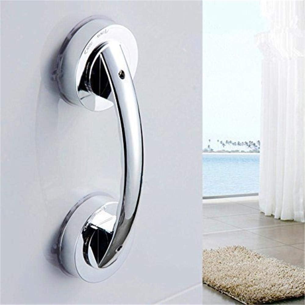 Super Power Poignée à ventouse pour porte de salle de bain: Amazon