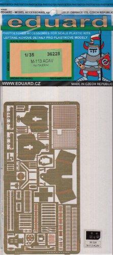 1:35 Eduard Photoetch Italeri M113 Acav -  36228